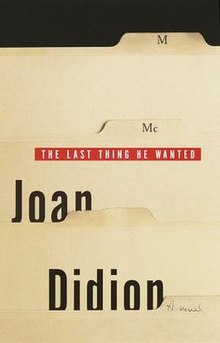 Image result for the last thing he wanted joan didion