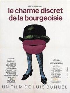 1972 film by Luis Buñuel