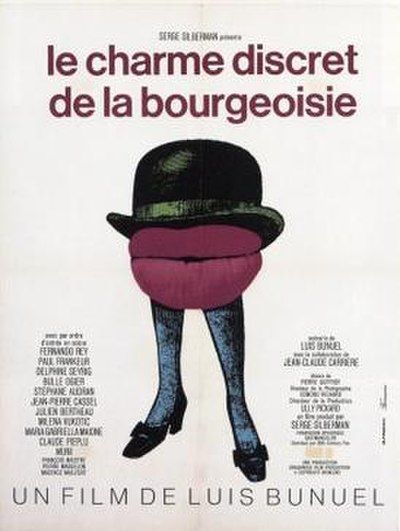 Picture of a movie: The Discreet Charm Of The Bourgeoisie