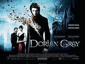 Dorian Gray (2009 film) - British promotional poster