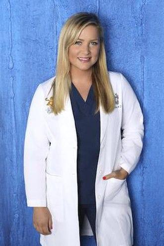 Arizona Robbins - Image: Dr. Arizona Robbins