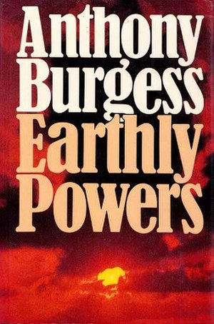 Earthly Powers - First edition