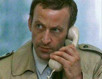 Bob Peck - Peck as Ronald Craven in Edge of Darkness
