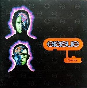 Chorus (Erasure album) - Image: Erasure Chorus