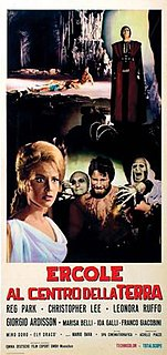 <i>Hercules in the Haunted World</i> 1961 film by Mario Bava