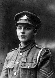 Ernest Albert Egerton Recipient of the Victoria Cross