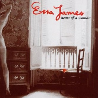 Heart of a Woman (album) - Image: Etta James, Heart of a Woman