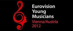 Eurovision Young Musicians 2012 - Image: Eurovision Young Musicians 2012 logo
