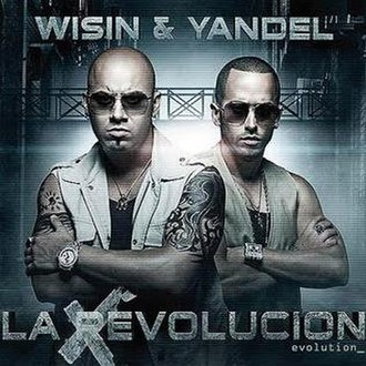 La Revolución - Image: Evolution (Cover)