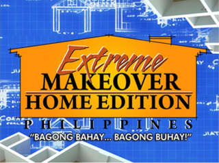 <i>Extreme Makeover: Home Edition Philippines</i> television series