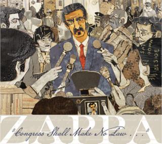 <i>Congress Shall Make No Law...</i> 2010 compilation album by Frank Zappa