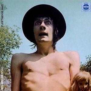 Mr. Wonderful (Fleetwood Mac album) - Image: Fleetwood Mac Mr. Wonderful