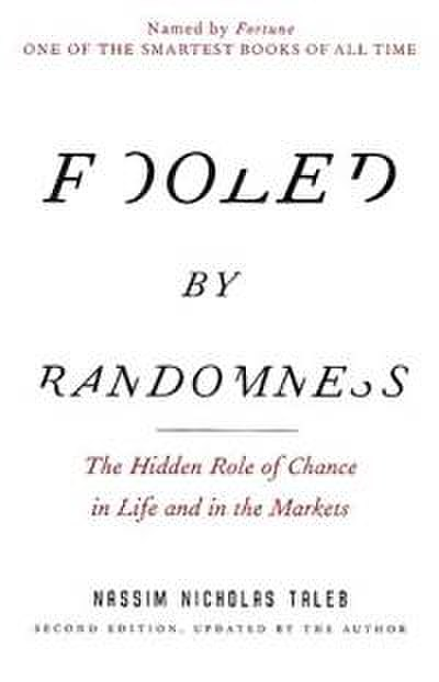 Picture of a book: Fooled By Randomness