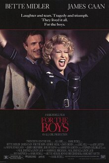 For the Boys (1991 film) poster.jpg