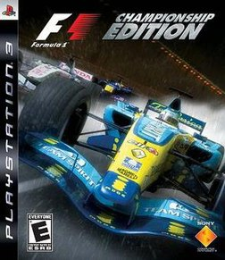 Formula One Championship Edition - Wikipedia