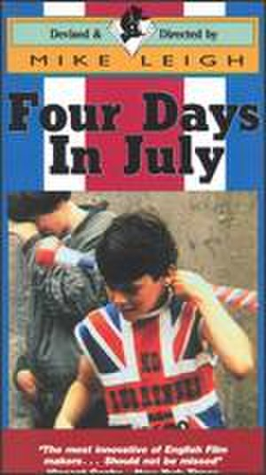 Four Days in July - Image: Fourdaysinjuly cover
