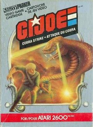 G.I. Joe: Cobra Strike - Image: G.I. Joe Cobra Strike Cover