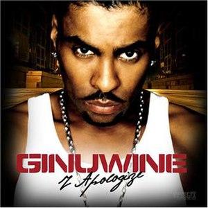 I Apologize (album) - Image: Ginuwine I Apologize