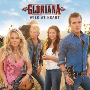 Wild at Heart (Gloriana song) - Image: Gloriana Wild At Heart