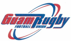 Guam national rugby union team - Image: Guam Rugby logo