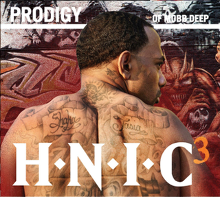 <i>H.N.I.C. 3</i> 2012 studio album by Prodigy