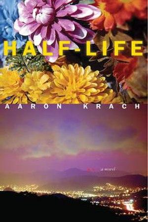 Half-Life (novel) - Image: Halflifecover
