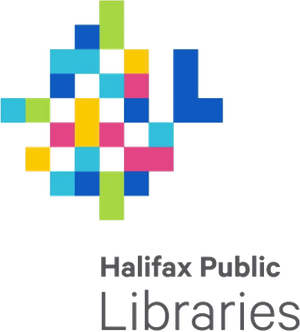 Halifax Public Libraries - Image: Halifax Public Libraries logo 2017