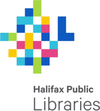 Halifax Public Libraries - Image: Halifax Public Libraries logo 2017