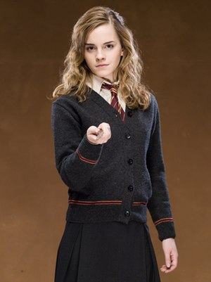 Hermione Granger - Emma Watson as Hermione Granger in Harry Potter and the Order of the Phoenix