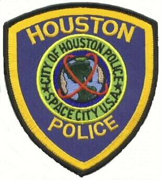 Houston Police Department - Image: Houston Police Department patch