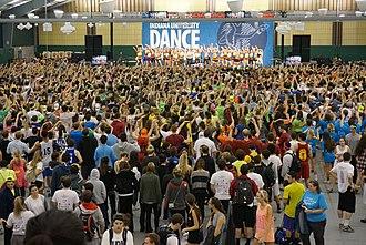 Indiana University Dance Marathon - IUDM 2013