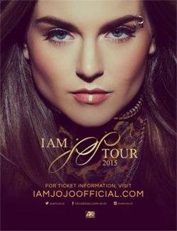 I Am JoJo Tour - Wikipedia