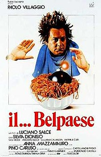 <i>Il... Belpaese</i> 1977 film by Luciano Salce