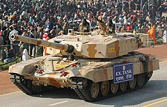 Indian Army Tank Ex in parade.jpg