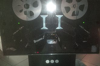 Telecine - Image: Innovation TK Ltd Millennium Machine