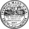 Official seal of Ipswich, Massachusetts