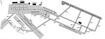 Irkutsk Airport-Technical characteristics-Irkutsk Airport Landing Strip - UIII