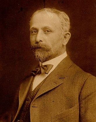 Isidore Konti - Konti, circa 1905
