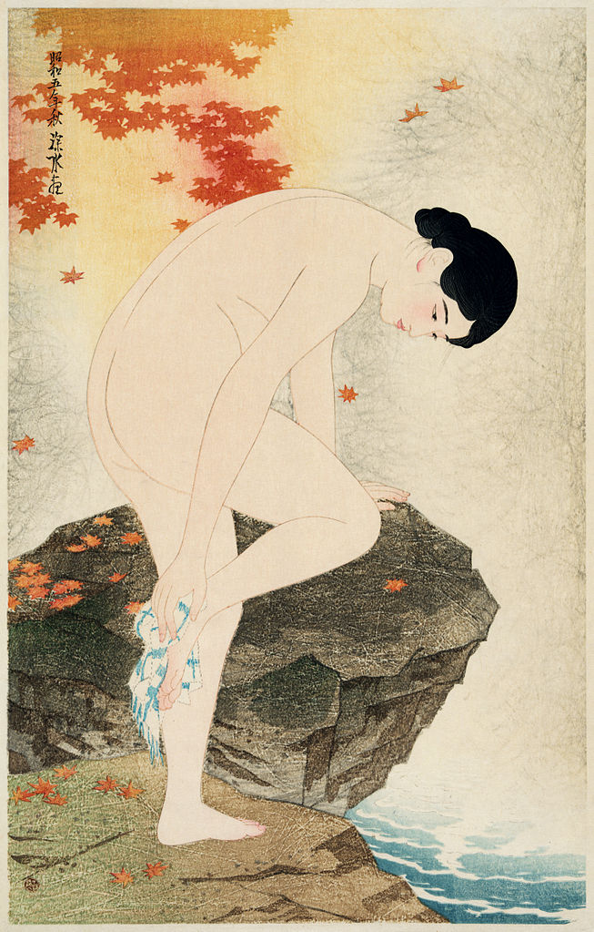 File It  Shinsui  The fragrance of a bath  1930 jpg. File It  Shinsui  The fragrance of a bath  1930 jpg   Wikipedia