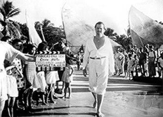 It's All True (film) - Orson Welles on location in Fortaleza, Brazil (June 26, 1942)