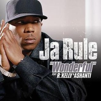 Ja Rule featuring R. Kelly & Ashanti — Wonderful (studio acapella)