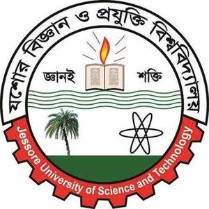Jessore University of Science & Technology - Image: Jessore University of Science & Technology logo