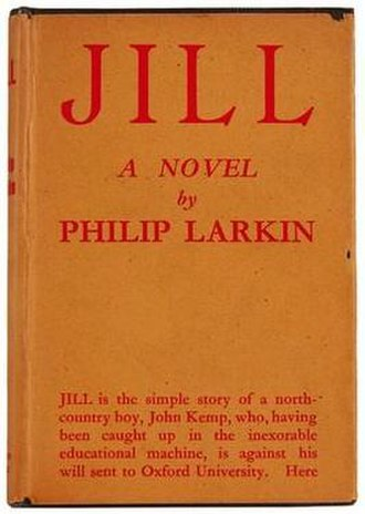 Jill (novel) - 1st edition (1946)