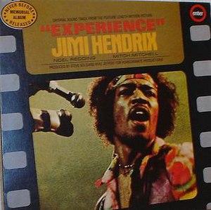 Experience (Jimi Hendrix album) - Image: Jimi Hendrix Experience