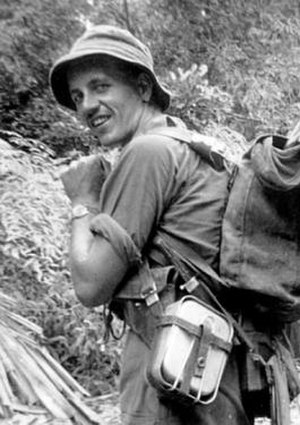 John Davie (British Army officer) - John Davie during the Malaya Emergency