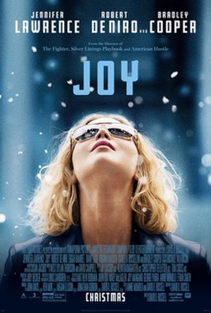 Joy (film) - Theatrical release poster