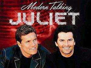 Juliet (Modern Talking song) - Image: Juliet Modern Talking