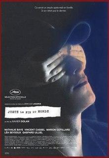 2016 film by Xavier Dolan