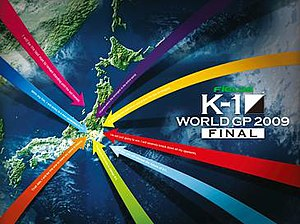 K-1 World Grand Prix 2009 Final