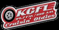 KGFL 94.7FM-1110AMCruisinOldies logo.png